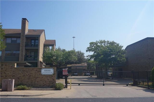 8888 Tallwood Dr #2305, Austin, TX 78759 (#8151069) :: Ben Kinney Real Estate Team
