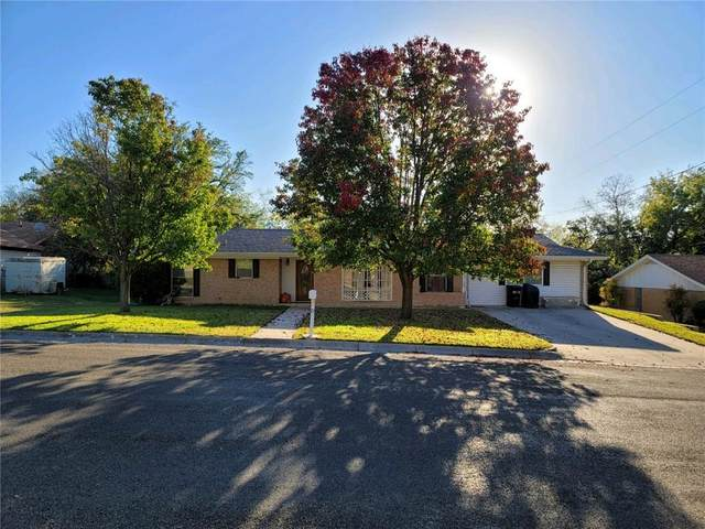 21 Snell Dr, Lampasas, TX 76550 (#8151356) :: First Texas Brokerage Company
