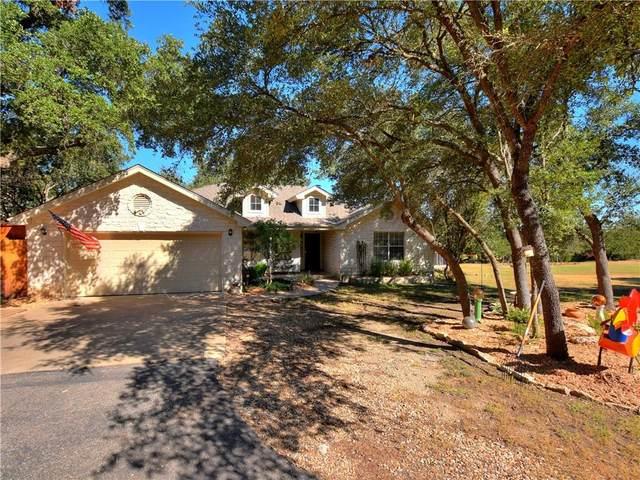 222 Navajo Trl, Georgetown, TX 78633 (#8153035) :: Papasan Real Estate Team @ Keller Williams Realty