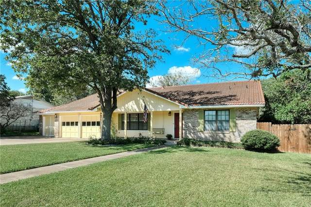 307 Shady Oak Dr, Georgetown, TX 78628 (#8154051) :: Tai Earthman | Keller Williams Realty