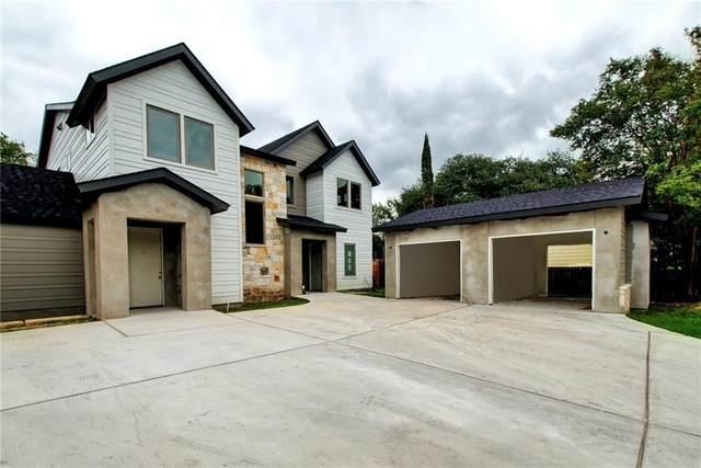1000 Ruth Ave #1, Austin, TX 78757 (#8155896) :: Green City Realty