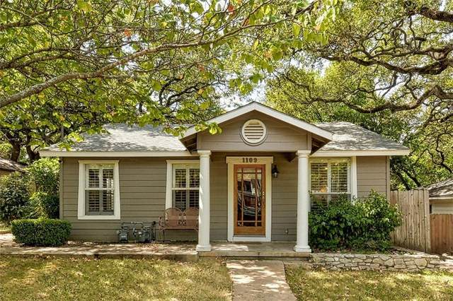 1109 Mission Rdg, Austin, TX 78704 (#8156042) :: The Perry Henderson Group at Berkshire Hathaway Texas Realty