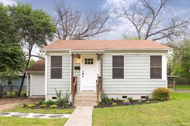 2932 Eckert St, Austin, TX 78722 (#8156076) :: The Heyl Group at Keller Williams