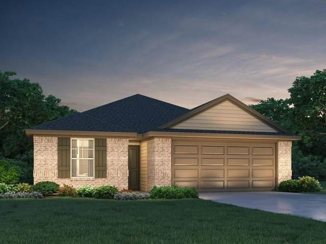 106 Low Bramble Dr, Hutto, TX 78634 (#8160700) :: 12 Points Group