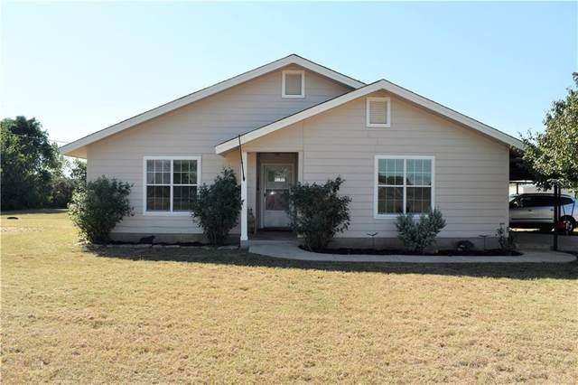 1103 County Road 204, Liberty Hill, TX 78642 (#8161914) :: Watters International