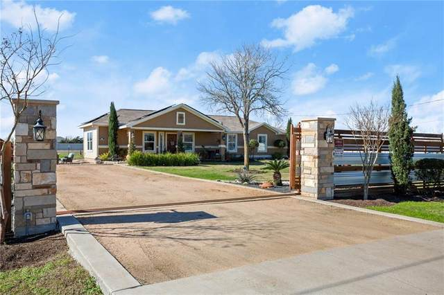 143 Forest Lake Dr, Del Valle, TX 78617 (#8164688) :: RE/MAX IDEAL REALTY