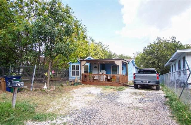 6714 Canal St, Austin, TX 78741 (#8165121) :: Papasan Real Estate Team @ Keller Williams Realty