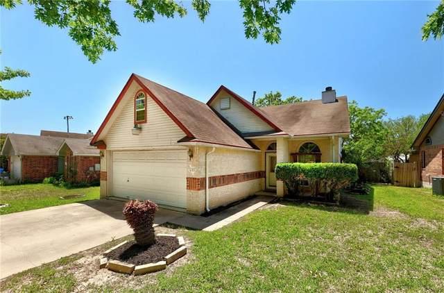 2307 Davis St, Taylor, TX 76574 (#8165507) :: Zina & Co. Real Estate