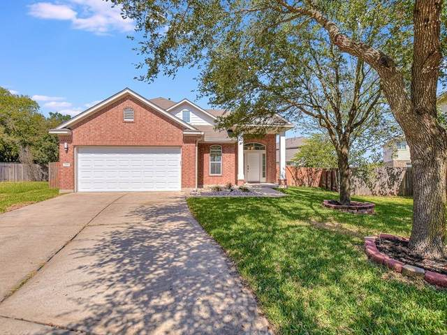 2106 Huxley Ln, Round Rock, TX 78664 (#8168188) :: Papasan Real Estate Team @ Keller Williams Realty