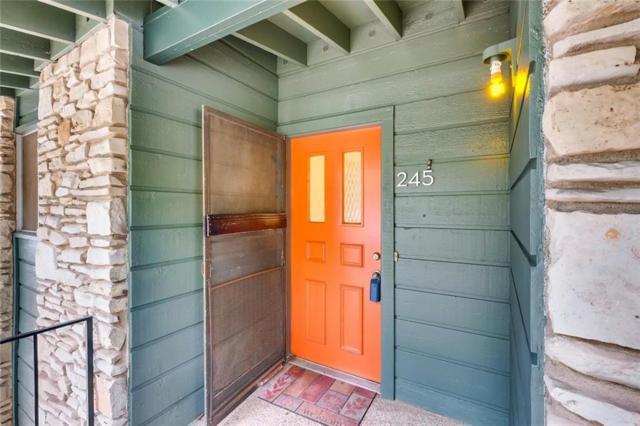 1304 Mariposa #245, Austin, TX 78704 (#8169478) :: Ana Luxury Homes