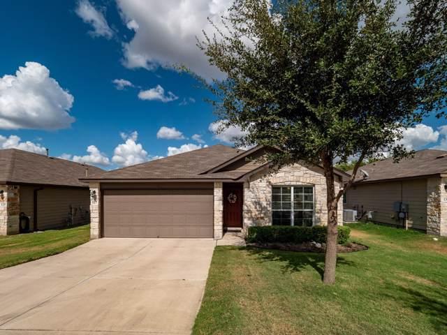 127 Hoya Ln, San Marcos, TX 78666 (#8170591) :: The Heyl Group at Keller Williams