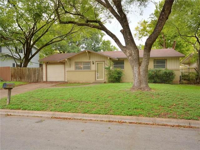 610 Amesbury Ln, Austin, TX 78752 (#8172843) :: The Heyl Group at Keller Williams