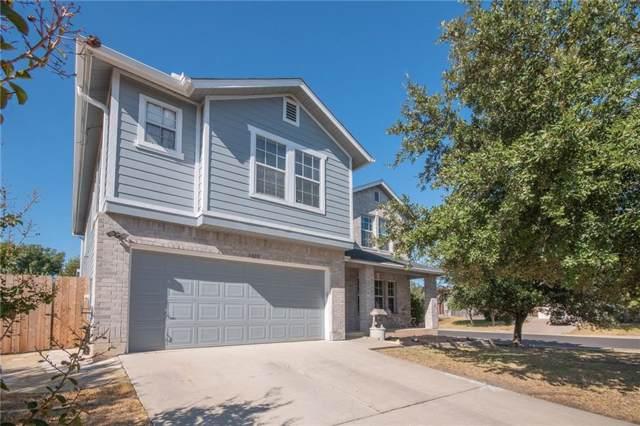 3400 Nocona Cv, Round Rock, TX 78665 (#8173744) :: The Heyl Group at Keller Williams