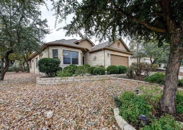 806 Caprock Canyon Trl, Georgetown, TX 78633 (#8174276) :: Papasan Real Estate Team @ Keller Williams Realty