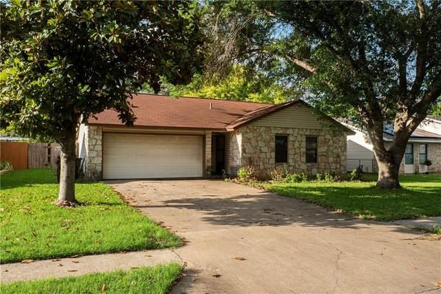 1312 Hogan Ln, Round Rock, TX 78664 (#8178301) :: Papasan Real Estate Team @ Keller Williams Realty
