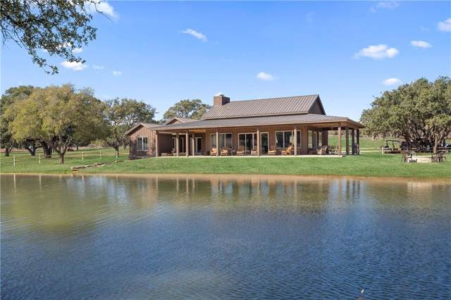 9226 Smith West Ranch Road, Round Mountain, TX 78663 (#8181234) :: Realty Executives - Town & Country