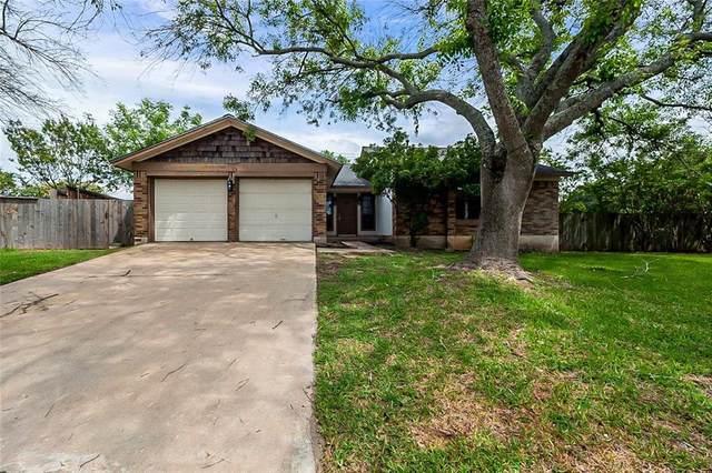 1805 Lightfoot Dr, Round Rock, TX 78681 (#8184048) :: Papasan Real Estate Team @ Keller Williams Realty