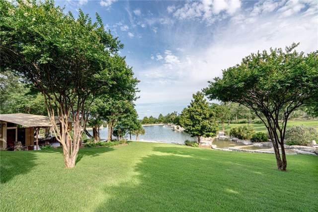 4801 Mira Lago Dr, Lago Vista, TX 78645 (#8186081) :: Realty Executives - Town & Country