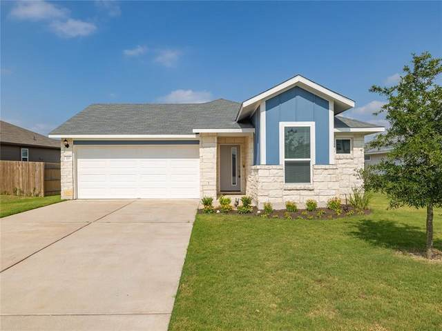 213 Four Star Dr, Elgin, TX 78621 (#8186168) :: Papasan Real Estate Team @ Keller Williams Realty