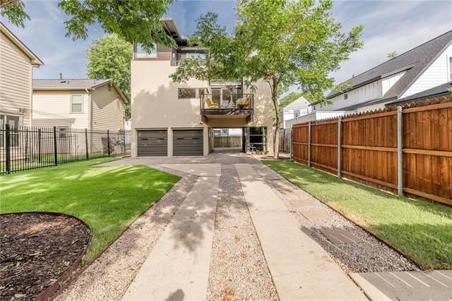 5504 Evans Ave, Austin, TX 78751 (#8188259) :: Front Real Estate Co.