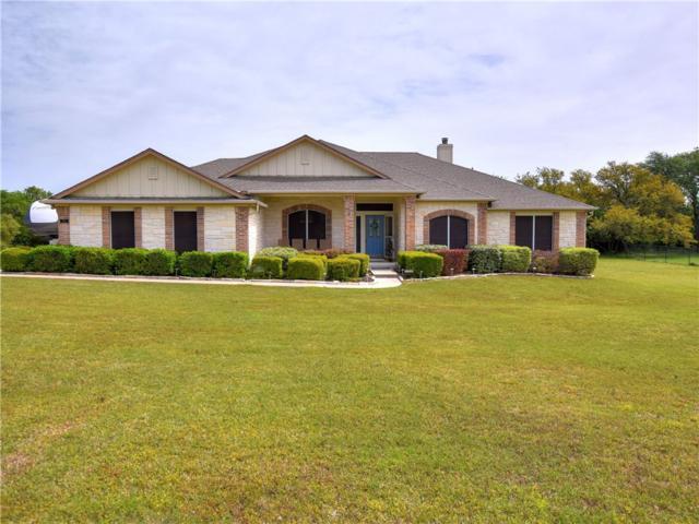 204 N Rawhide Trl, Liberty Hill, TX 78642 (#8188350) :: Papasan Real Estate Team @ Keller Williams Realty