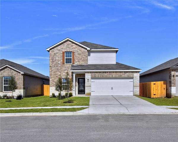 401 American Ave, Liberty Hill, TX 78642 (#8189755) :: Ben Kinney Real Estate Team