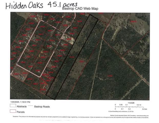 Hidden Oaks Dr 45.1 Acres, Elgin, TX 78621 (MLS #8190392) :: Bray Real Estate Group