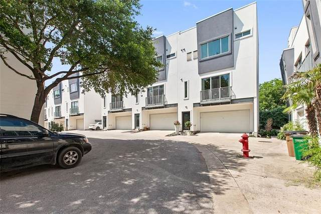 4801 S Congress Ave S3, Austin, TX 78745 (#8190472) :: Front Real Estate Co.