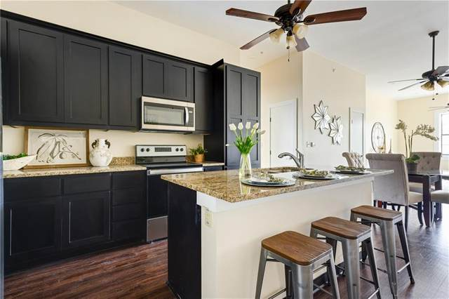 609 E University Ave #205, Georgetown, TX 78626 (#8192439) :: The Perry Henderson Group at Berkshire Hathaway Texas Realty