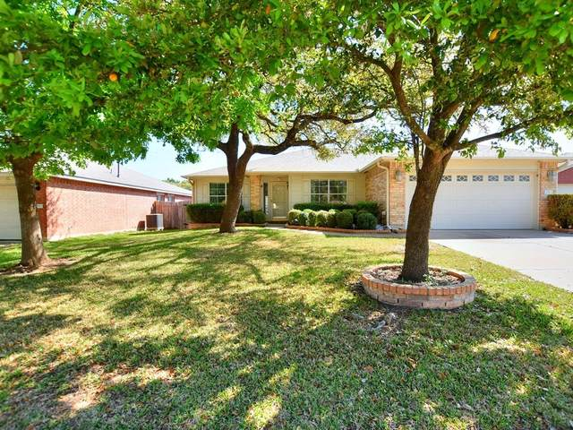 3913 Rolling Canyon Trl, Round Rock, TX 78681 (#8195043) :: 10X Agent Real Estate Team