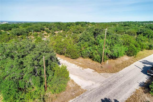 K10078 Bald Eagle, Horseshoe Bay, TX 78657 (MLS #8200127) :: Vista Real Estate