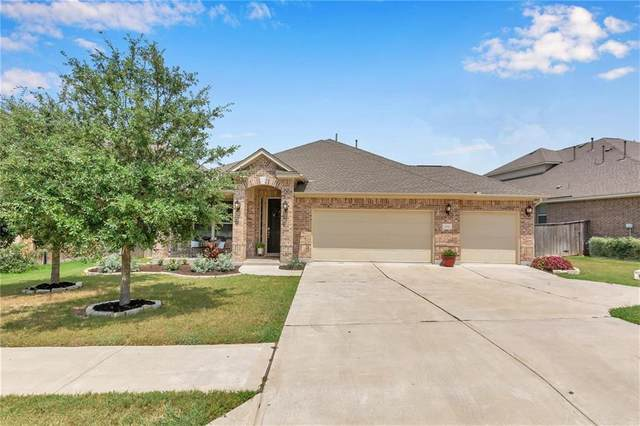 2333 Legend Hill Dr, Leander, TX 78641 (#8201347) :: Papasan Real Estate Team @ Keller Williams Realty
