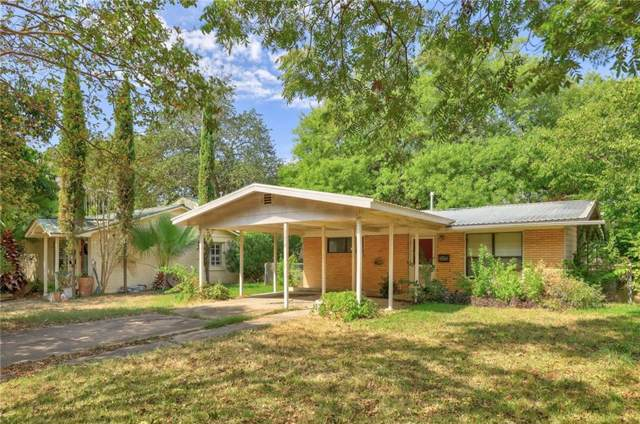 5512 Avenue H, Austin, TX 78751 (#8201553) :: Ana Luxury Homes