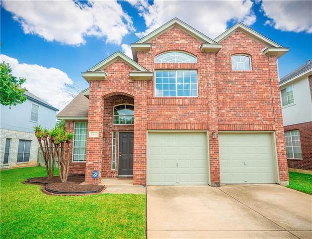1805 White Oak Loop, Round Rock, TX 78681 (#8203368) :: Papasan Real Estate Team @ Keller Williams Realty