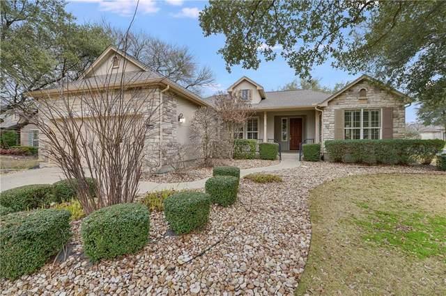 100 Harness Ln, Georgetown, TX 78633 (MLS #8203942) :: Vista Real Estate