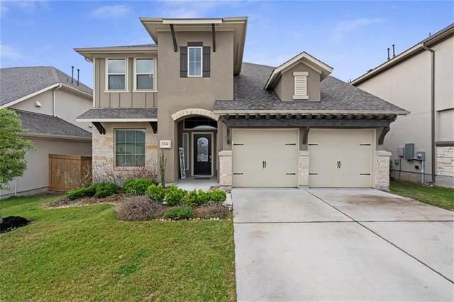 1228 Low Branch Ln, Leander, TX 78641 (#8205374) :: Papasan Real Estate Team @ Keller Williams Realty
