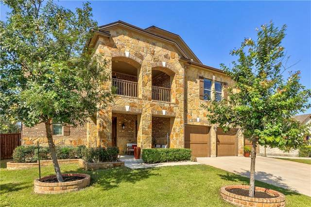 1617 Graford St, Leander, TX 78641 (#8205453) :: Papasan Real Estate Team @ Keller Williams Realty
