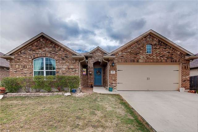 210 Anderson St, Hutto, TX 78634 (#8205509) :: The Heyl Group at Keller Williams