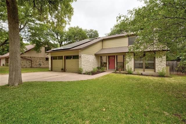 4502 Bridlewood Dr, Austin, TX 78727 (#8205578) :: The Heyl Group at Keller Williams