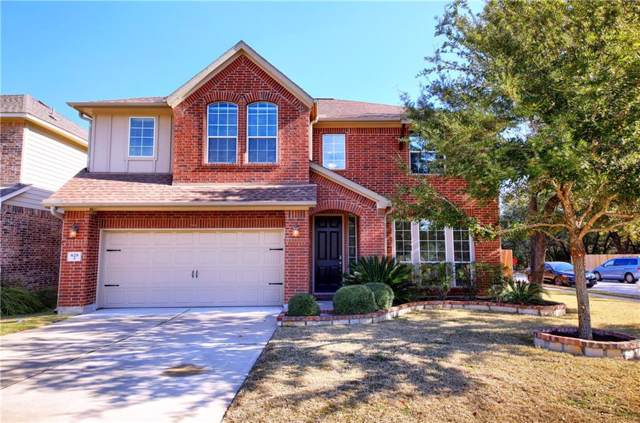 628 Walsh Hill Trl, Cedar Park, TX 78613 (#8207535) :: The Perry Henderson Group at Berkshire Hathaway Texas Realty