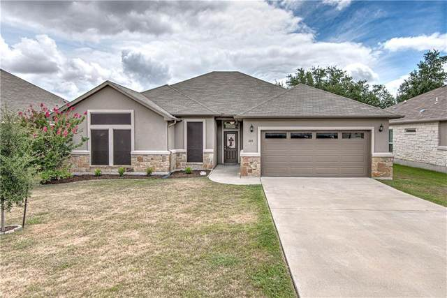 245 Chering Dr, Belton, TX 76513 (#8208322) :: The Heyl Group at Keller Williams
