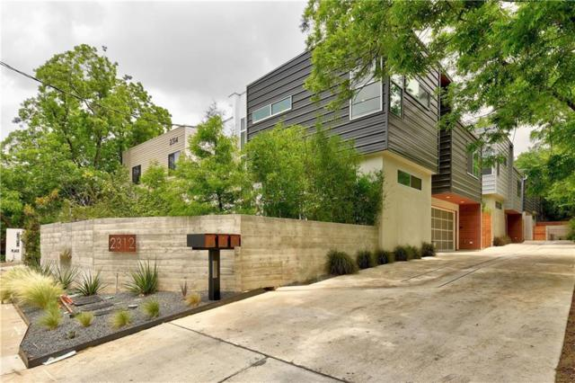 2312 Enfield Rd #3, Austin, TX 78703 (#8209672) :: The Heyl Group at Keller Williams