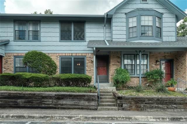 1411 Gracy Farms Ln #112, Austin, TX 78758 (#8211124) :: Papasan Real Estate Team @ Keller Williams Realty