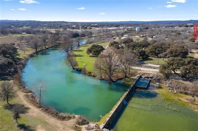 9 Elm St, Blanco, TX 78606 (#8211645) :: Papasan Real Estate Team @ Keller Williams Realty
