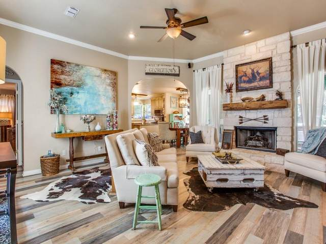 917 Stagecoach Dr, Georgetown, TX 78628 (#8211893) :: Papasan Real Estate Team @ Keller Williams Realty