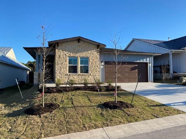 437 Freeing Oak St, San Marcos, TX 78666 (#8212357) :: R3 Marketing Group