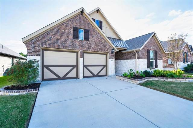 1811 Grebe Dr, Pflugerville, TX 78660 (#8212826) :: First Texas Brokerage Company