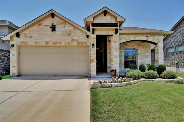 540 Longhorn Cavern Rd, Leander, TX 78641 (#8214573) :: Realty Executives - Town & Country