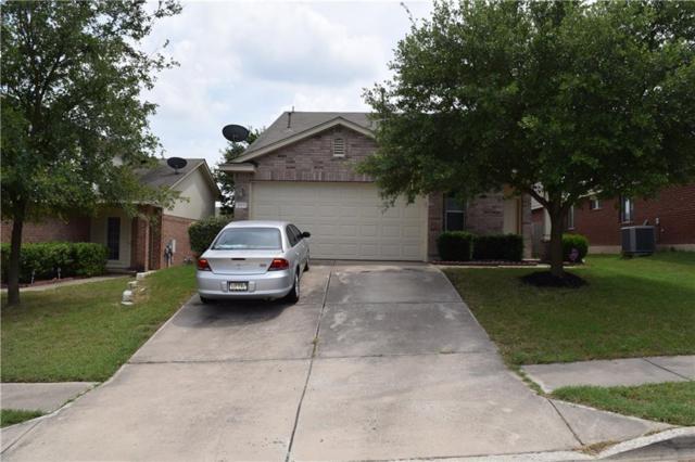1805 Golden Sunrise Ln, Pflugerville, TX 78660 (#8214722) :: Ben Kinney Real Estate Team