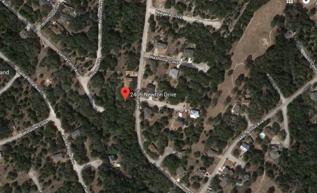 2406 Newton Dr, Lago Vista, TX 78645 (#8214752) :: RE/MAX Capital City